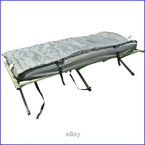 Foldable Sleeping Mattress Bag compact portable foldable pop up tent cing cot w air mattress sleeping bag cing tents