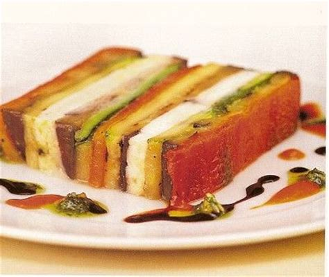 9 vegetables terrine vegetable terrine roasted vegetables and terrine recipes