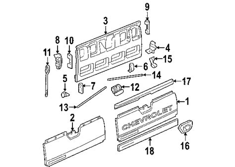 2002 chevy avalanche parts diagram aftermarket gm auto parts release date price and specs