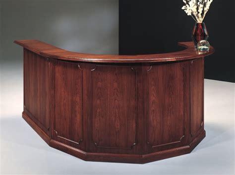 traditional reception desk arnold reception desks inc traditional reception desk