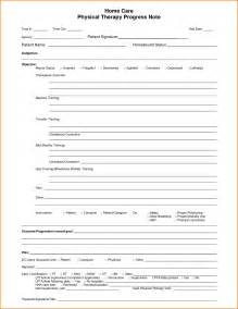 Clinical Progress Note Template by Therapy Progress Note Template Best Template Idea