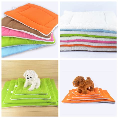 Puppy Mat by Pet Cat Puppy Warm Kennel Mat Washable Pet Cushion