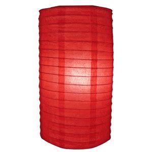 How To Make Cylinder Paper Lanterns - 8 quot cylinder paper lantern