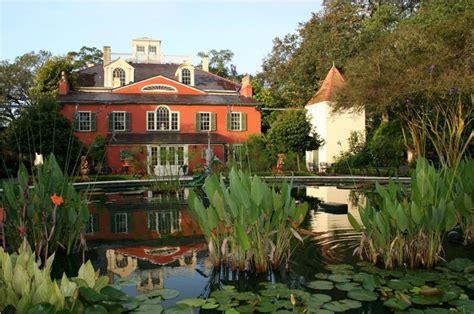 Houmas House Plantation And Gardens by Houmas House Plantation And Gardens Water Gardens