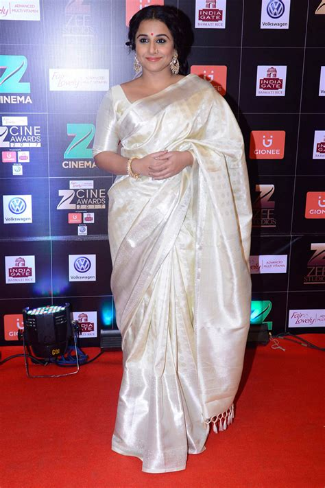 Vidya Balan Wardrobe by These In All White Are Inspiring Our Summer