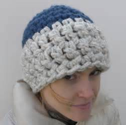 flower gurl crafts crochet beanie hat