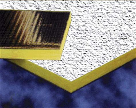 Ceiling Tiles With Insulation by Soundproof Ceiling Tiles With Mass Loaded Vinyl Noise