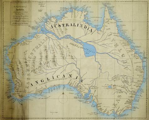 australia sea map bibliodyssey assorted plunder