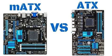 best mini atx micro atx vs atx motherboards which one pc gaming builds