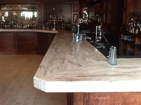 Corian Bar Countertop Bill Shea S Corian Bar At Kennedy S House Inside