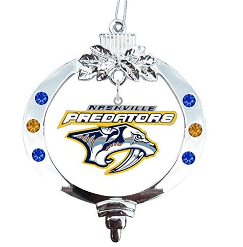 nashville predators tree ornament predators tree ornament