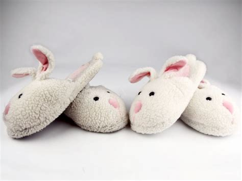 rabbit slippers caring for your bunny slippers hop to pop
