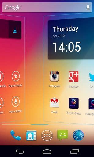 13mp apk launcher compite con los mejores launchers de android siendo gratuito el androide libre