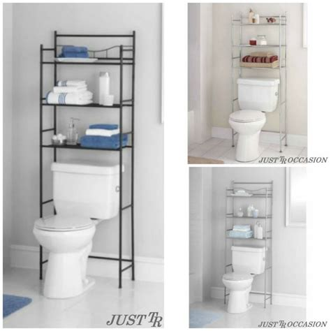 Shelf Toilet by Best 25 Bathroom Storage Shelves Ideas On