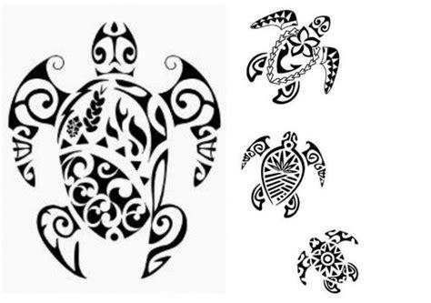 famiglia tattoo designs tartarughe maori tatuaggi che rappresentano la famiglia
