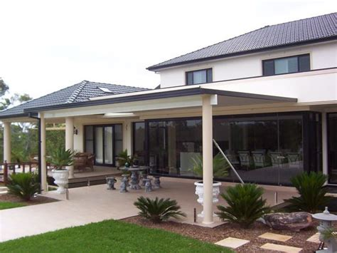 colorbond awnings colorbond flat foofed awning patio image ideas for my