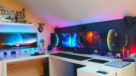 imagenes setup 50 best setup of video game room ideas a gamer s guide