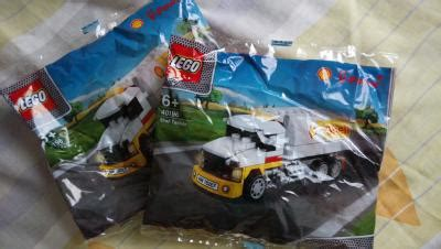2015 Shell Lego Crossover Garage Display For Sales Onl wts gt shell lego tanker 2015