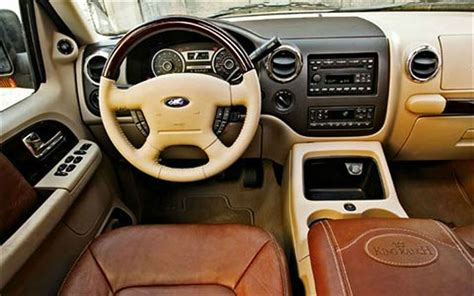 2014 King Ranch Interior by 2014 Ford Expedition King Ranch Interior