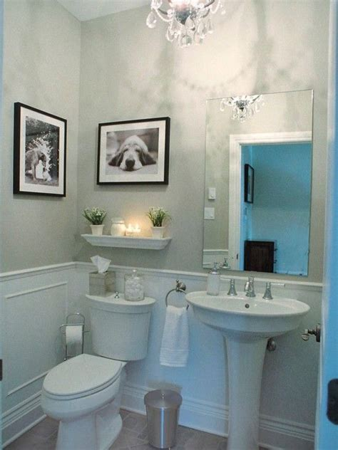 Powder Room Decor Ideas 25 Best Ideas About Small Powder Rooms On Pinterest Powder Rooms Small Half Baths And Accent