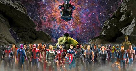 marvel s infinity war the of the infinity war will unite the entire marvel