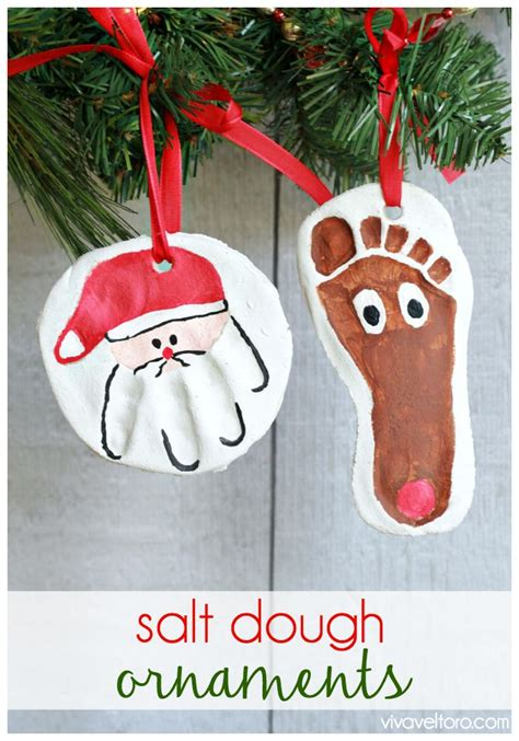 10 insanely cute salt dough ornaments nifty diys