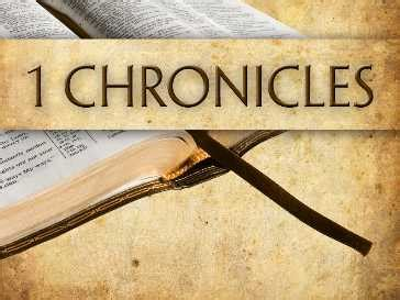 year one chronicles of the one book 1 books booksofthebible 1chronicles slide1x 365 y 273 graig s