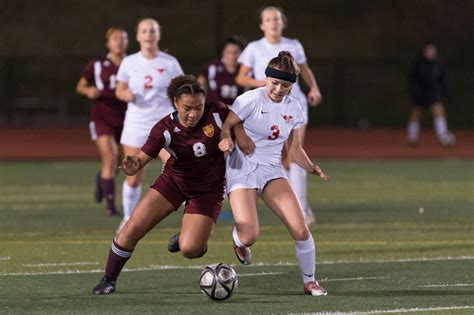 north coast section soccer monte vista girls soccer team knocks off liberty in north