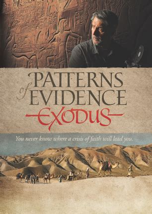 pattern of evidence exodus book one blessed mamma patterns of exidence exodus a flyby