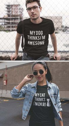 My Cat Thinks I M Awesome best 25 cat shirts ideas on cat t