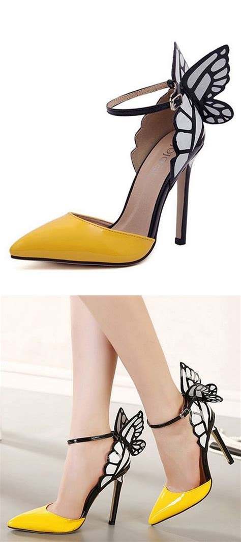 Sneakers Shoes Fashion 8229 20 pretty heels for your walk to be of fashion