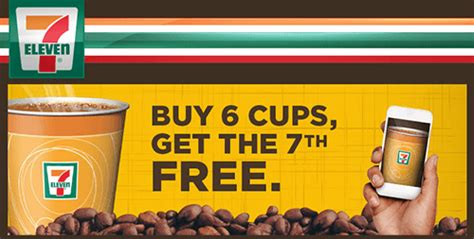 Can You Track Gift Card Purchases - 7 eleven canada app buy 6 hot drinks get the 7th free canadian freebies coupons
