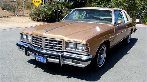1977 pontiac bonneville 1977 pontiac bonneville brougham landau 2 dr coupe 2 owner