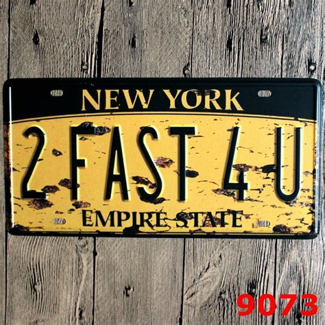 Metal Plate Metal Plaque Tin Signs 30x15cm vintage tin signs metal plate home decor metal