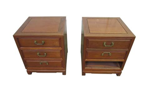 end tables for bedrooms solid wood end tables or night stands olde good things