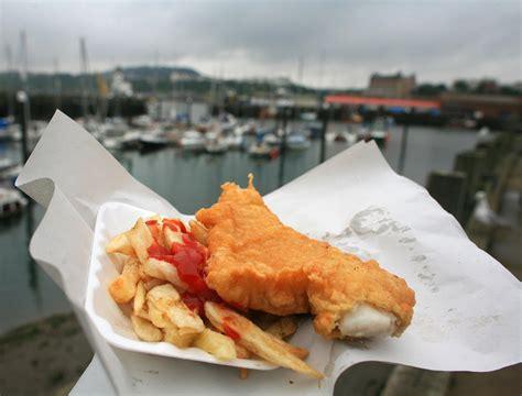 price  fish  chips     trawler dispute