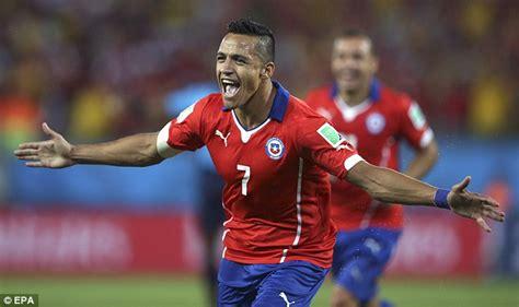 alexis sanchez world cup 2014 alexis sanchez is the man spain should fear as chile bid