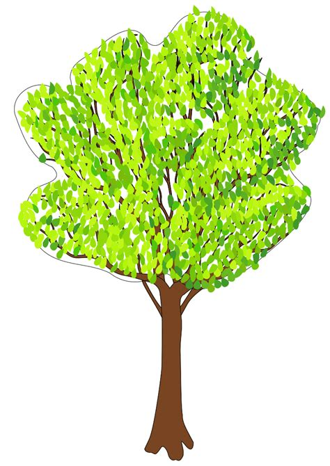 brown tree clip bare tree pictures cliparts co