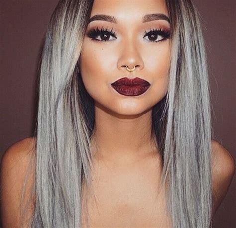 tintura para el pelo gris 15 best color de cabello gris images on pinterest