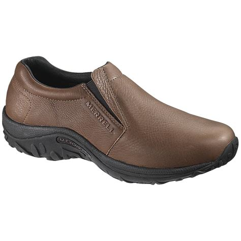 the athletic shoe shop merrell jungle moc leather athletic shoe shop