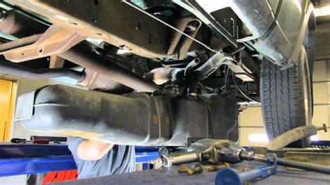 install fuel pump es   ford ranger