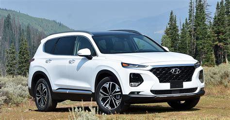 2019 Hyundai Santa by 2019 Hyundai Santa Fe Nacho Autos