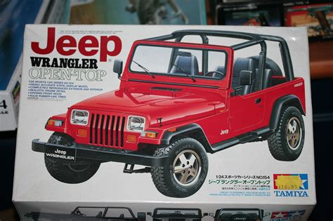Open Top Jeep Wrangler Photo Jeep Wrangler Open Top Tamiya 1 24 Album Bugace