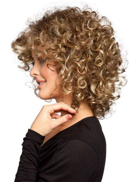 crops for thin frizzy hair 17 best ideas about short curly haircuts on pinterest