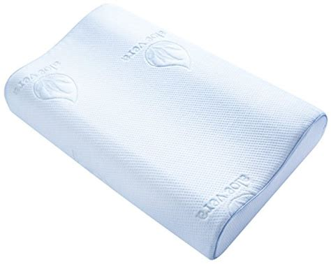 Best Pillows For Neck And Headaches by 54 Pharmedoc Contour Memory Foam Pillow With Cooling