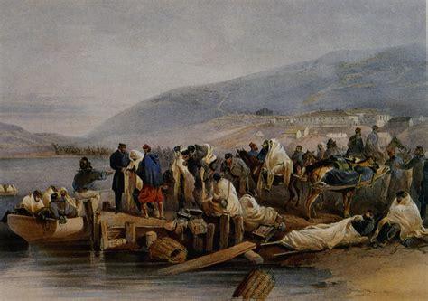 lade antiche 076 amolenuvolette it 1854 embarquement des malades durant