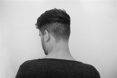 introducing  disconnected undercut hairstyle  point