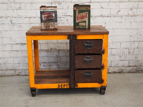 industrial kitchen furniture vintage industrial furniture kitchen islands and kitchen carts melbourne by holy funk