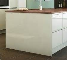 Kitchen Island Panels by White High Gloss Kitchen Bedroom Island End Panel 900mm