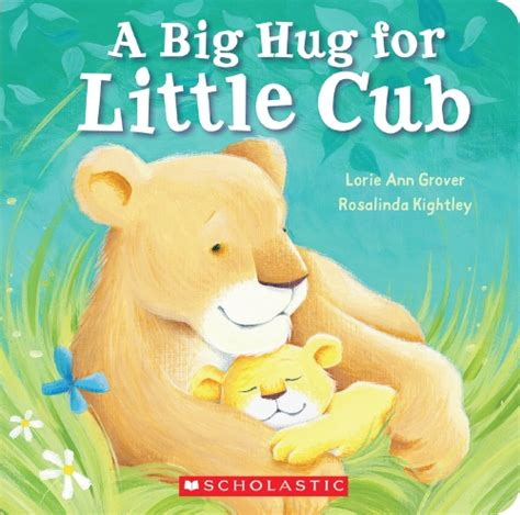 a big birthday hug books the store a big hug for cub book